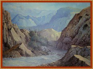 Καύκασος 300x200cm