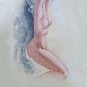 Παστέλ μολύβι 75x110cm