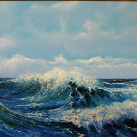 Θάλασσα 150X80